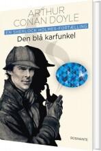 den blå karfunkel - bog