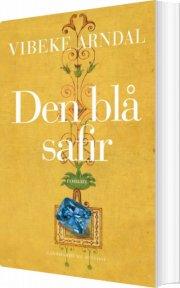 den blå safir - bog
