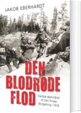 den blodrøde flod - bog