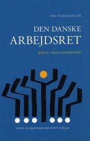 den danske arbejdsret ii - bog