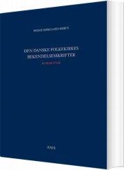 den danske folkekirkes bekendelsesskrifter - bog