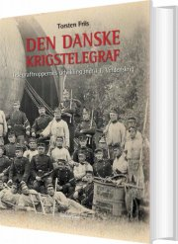 den danske krigstelegraf - bog