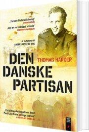 den danske partisan - bog
