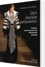 den danske pelssektor - bog