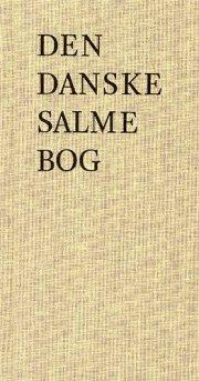 den danske salmebog - lærred - bog