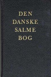 den danske salmebog - stor skrift gl. udg - bog