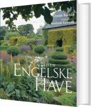 den engelske have - bog