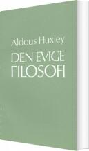 den evige filosofi - bog