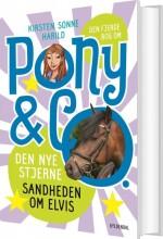 den fjerde bog om pony & co - bog