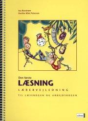 den første læsning 1.kl. lærervejledning - bog