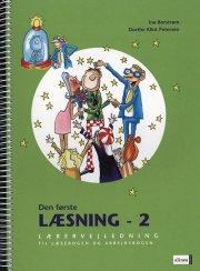 den første læsning, 2.kl. lærervejledning - bog