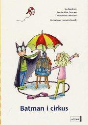 den første læsning, batman i cirkus - bog