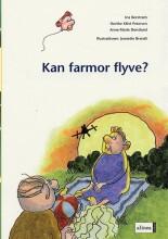 den første læsning, kan farmor flyve? - bog