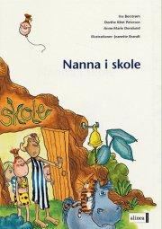 den første læsning, nanna i skole - bog