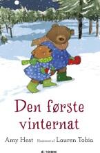 den første vinternat - bog
