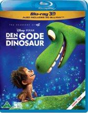 den gode dinosaur - disney - 3d - Blu-Ray