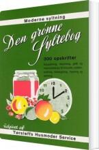 den grønne syltebog - bog