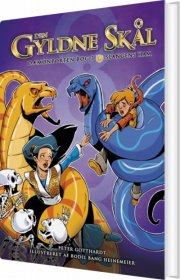 den gyldne skål - dæmonporten bog 3: slangens ham - bog