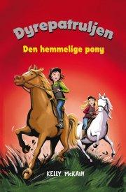 den hemmelige pony - bog