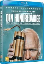 den hundredårige der kravlede ud ad vinduet og forsvandt - Blu-Ray
