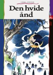 kommas læsestart: den hvide ånd - niveau 2 - bog
