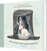 den hvide kanin og den sorte hat - bog