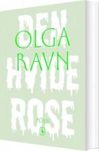 den hvide rose - bog