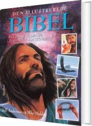 den illustrerede bibel - bog