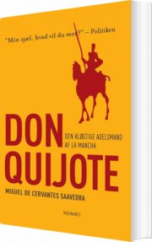 den kløgtige adelsmand don quijote af la mancha - bog