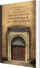 den kongelige egyptiske automobilklub - bog