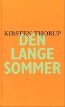 den lange sommer - bog
