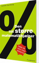 den lidt større matematikhjælper - bog