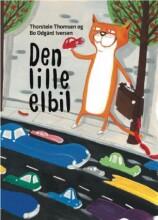 den lille elbil - bog