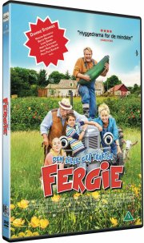 den lille grå traktor fergie - DVD