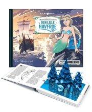 den lille havfrue - en magisk augmented reality bog - bog