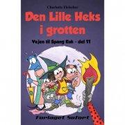 den lille heks i grotten - vejen til spang kuk - del 11 - bog