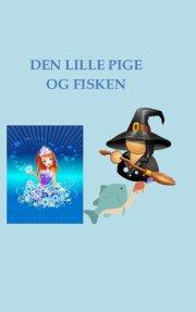 den lille pige og fisken - bog