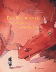 den lille prinsesse og dragens hemmelighed - bog