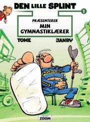den lille splint præsenterer: min gymnastiklærer - bog