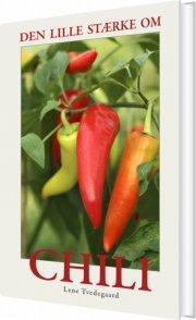 den lille stærke om chili - bog