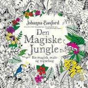 den magiske jungle - bog