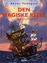 den magiske rejse - en eventyrlig findebog - bog