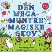 den megamuntre magiske skov - bog