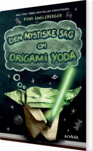 den mystiske sag om origami yoda - bog