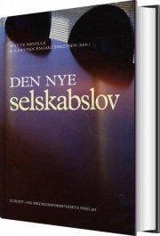 den nye selskabslov - bog