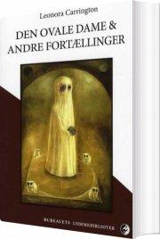den ovale dame & andre fortællinger - bog