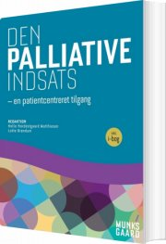 den palliative indsats - bog