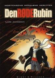 den røde rubin - bog