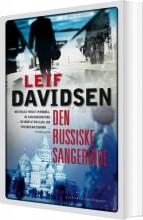 den russiske sangerinde - bog