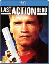 den sidste actionhelt - Blu-Ray